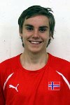 Photo of Christoffer Oystad
