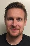 Photo of Johan Lindgren